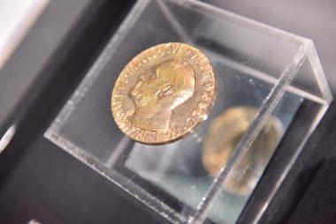 核兵器禁止条約採択から1年。ICANノーベル平和賞のメダル展示などの取り組みが報道されています