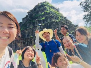 カンボジアの地雷問題を学ぶツアーを開催しました