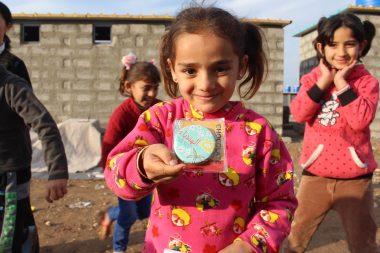 1/23【東京】一缶のチョコレートから、中東の今を知ろう!〜子ども達のために、紛争のない平和な世界のために〜