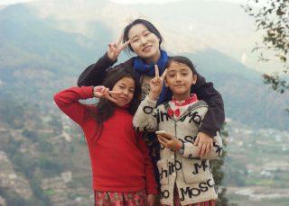4/10【東京】ネパール大地震から4年 ~夢見る子どもたちと、私にできること~