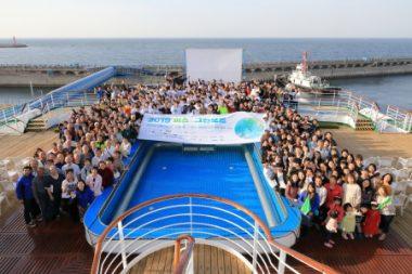 PEACE&GREEN BOAT2019が長崎のメディアで報道されました