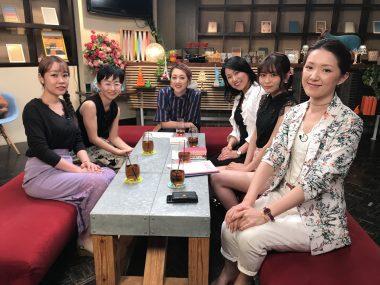 スタッフの恩田夏絵がAbemaTV「Wの悲喜劇」に出演しました