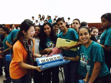 【支援物資追加募集】第102回ピースボートで訪れるベネズエラに届けます(8月16日必着)
