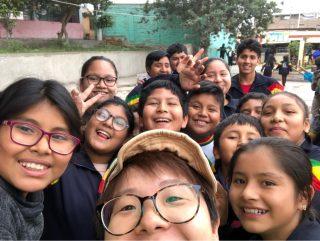 9/18【東京】地球で学ぶ、旅は十人十色~ペルーの子どもたちを通して社会を見る~