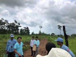「カンボジアから地雷をなくそう100円キャンペーン」子どもたちの安全をまもるための地雷除去がはじまりました