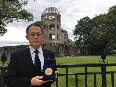 ICANアカデミーなど、広島・長崎での取り組みが報道されました