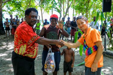 【支援物資募集】第103回ピースボートで訪れるパプアニューギニアに届けます(11月15日必着)