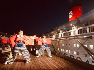 世界の若者と交流する、ピースボート102回目の航海が出航しました!