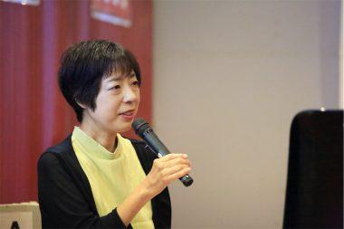 朝日新聞「ひと」欄で、西岡由香さんがピースボートの旅の経験を語りました