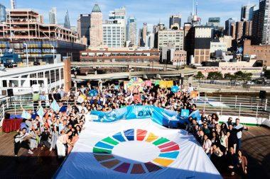 2020年新年のご挨拶:持続可能な社会と核のない世界をめざし、2隻の船を出していきます