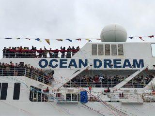 オセアニアを巡るピースボート103回目の航海が出航しました!
