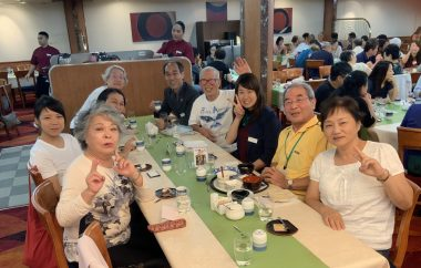 第102回地球一周の船旅 参加者・東弘之介さん、三枝さんの平和へのメッセージが南日本新聞に掲載されました