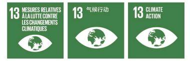ピースボートも参加する「気候変動イニシアチブ」が、日本政府に気候変動対策強化を求めるメッセージを提出しました