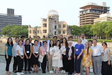 未来のグローバルリーダーを目指して、広島で核兵器と安全保障を学ぶ −ICANアカデミー2019報告-