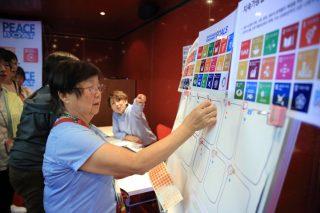 SDGsデー・第103回ピースボートで「持続可能な社会」を考える2日間のイベントを開催しました