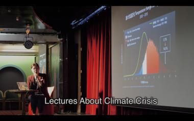 気候危機にいますぐアクションを!「クライメート・リアリティ・リーダー」が、第103回ピースボートでイベントを行いました