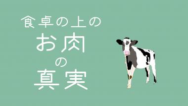 7/29【世界を学ぼう】食卓の上のお肉の真実