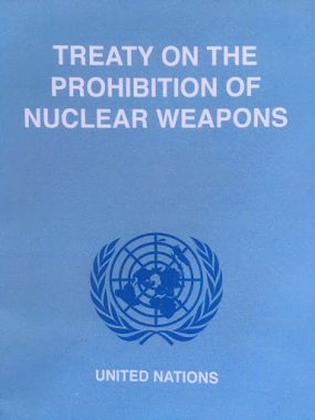 9/21 核兵器禁止条約「発効」で世界はどう変わる? ~日本はどうする?
