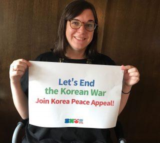 朝鮮戦争から70年、ピースボートは「朝鮮半島平和宣言」に賛同しています