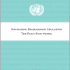 『軍縮教育 ピースボートの方法論』が国連の本として出版されます