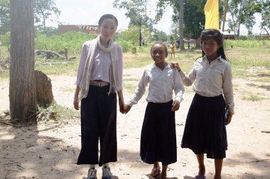 地雷被害は過去のものではない・森田幸子と「カンボジアから地雷をなくそう100円キャンペーン」(Vol.3)