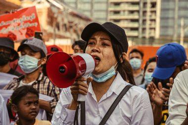 緊急イベント「ミャンマー:軍政と戦う人々~その声を聞く」報告