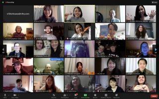 世界190カ国で被爆証言会:第16〜18回を開催しました(日本、米国、オーストラリア)