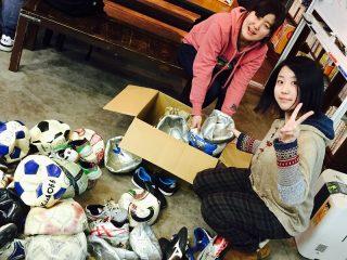 支援物資がつくる人と人のつながり・水口明子とUPA国際協力プロジェクト(前編)